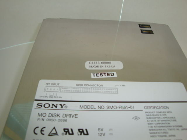 HP C1113-60008 / Sony SMO-F551-01 - Micro Technologies (yourdrives.com)