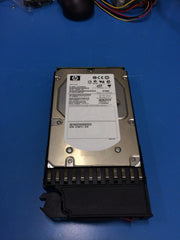 "HP 480938-001 MSA2 P2000 300GB Dual Port 3.5"" Hard Drive in Tray - Micro Technologies (yourdrives.com)"
