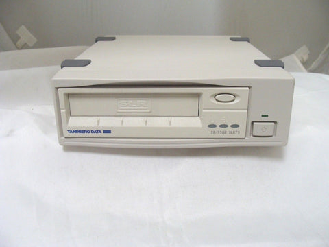 Tandberg SLR75 External Tape Drive  Data 38/75GB 3875GB