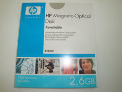 NEW HP 92280F  2.6GB Rewritable Magneto Optical Disk EDM-2600C EDM-2600B - Micro Technologies (yourdrives.com)