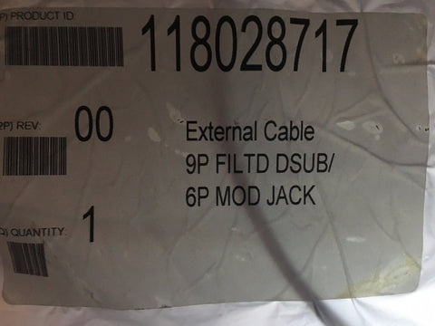EMC² 9 Pin Async SPS to SP Comm Cable - 118028717 EMC Original