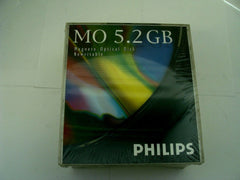 "NEW Philips 83PDO MO 5.2GB Optical Disk 5.25"" Rewritable (Same as EDM-5200C) - Micro Technologies (yourdrives.com)"