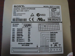 "Sony SDT-11000 - Tape drive DAT 20/40Gb  DDS-4 SCSI internal 5.25"" Beige Bezel - Micro Technologies (yourdrives.com)"