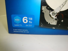 "NEW 2 Year Western Digital BLUE 6TB Internal 5400RPM 3.5"" WDBH2D0060HNC HDD - Micro Technologies (yourdrives.com)"