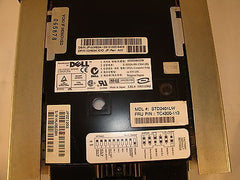 Dell 00H834 DDS-4 DAT 40GB Tape Drive STD2401LW - Micro Technologies (yourdrives.com)