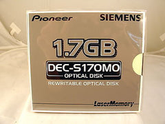 Pioneer DEC17GMO Media DEC-S170MO Siemens Optical Disk - Micro Technologies (yourdrives.com)
