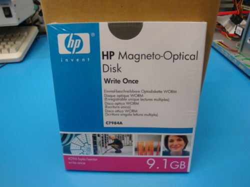 HP C7984A 9.1GB WORM Disk CWO-9100C  Qty 5 pieces - Micro Technologies (yourdrives.com)