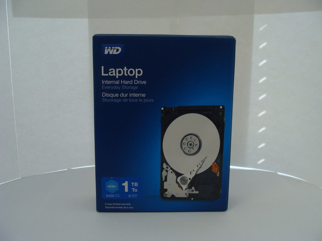 New Western Digital WD10PJVX 1TB Blue Laptop Hard Drive - Micro Technologies (yourdrives.com)
