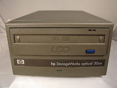 HP Storageworks UDO 30GB AA961A SCSI Optical Drive - Micro Technologies (yourdrives.com)
