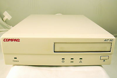 Compaq 159611-001 50/100GB AIT2 SCSI3 Ext Tape Drive