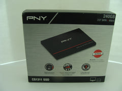 "*NEW* PNY CS1311 240GB SSD 2.5"" SATA III 6 Gbps 550MB/s SSD7CS1311-240-RB - Micro Technologies (yourdrives.com)"