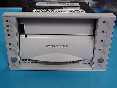 Compaq TH8AG-CM  DLT8000 Tape Drive 40/80GB 146198-001