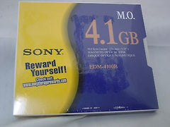 Sony 4.1 GB EDM-4100B Magneto Optical Disc - New - Micro Technologies (yourdrives.com)