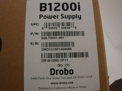 DROBO B1200i Power Supply  DR-B1200I-1P11 908-70001-001 - Micro Technologies (yourdrives.com)
