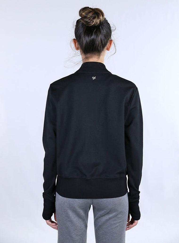 Flight Jacket | Black