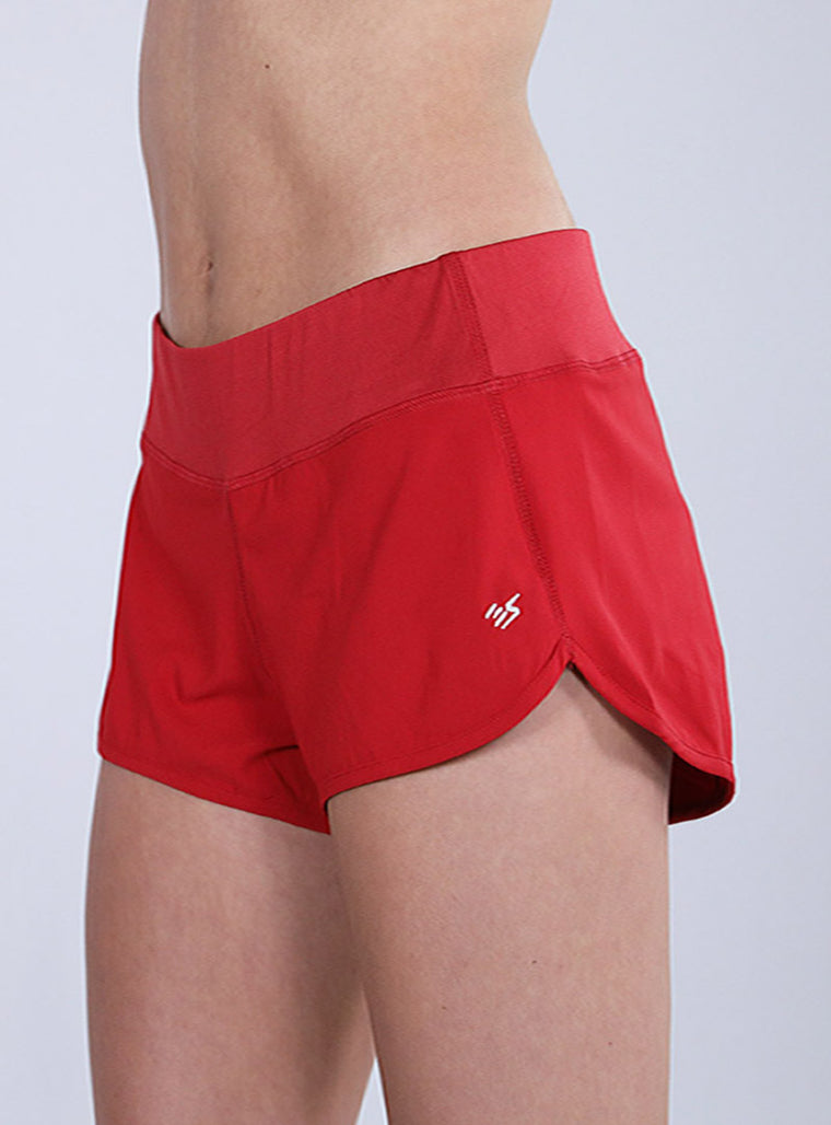 Propel Shorts | Red