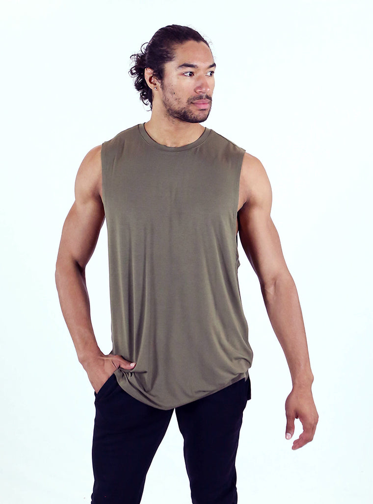 Culture Tank | Army Green