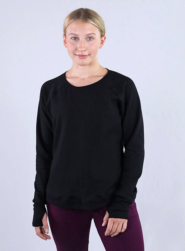 Cloud Sweatshirt | Black