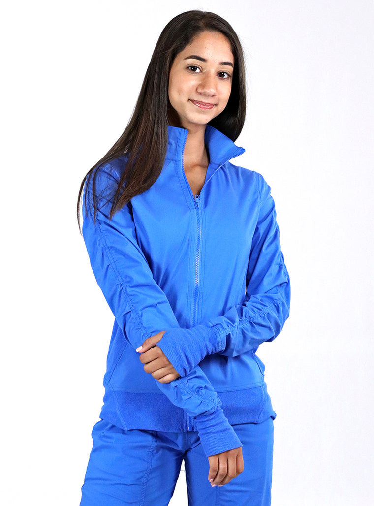 Breeze Jacket | Royal Blue