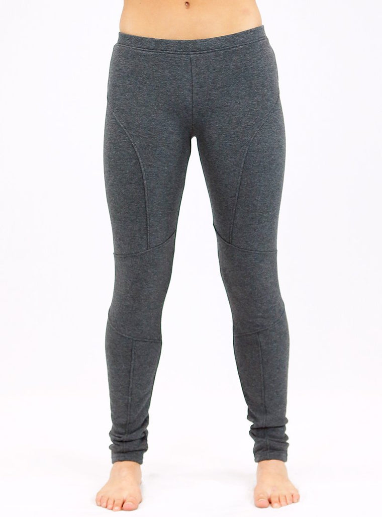 Crew Leggings | Dark Grey
