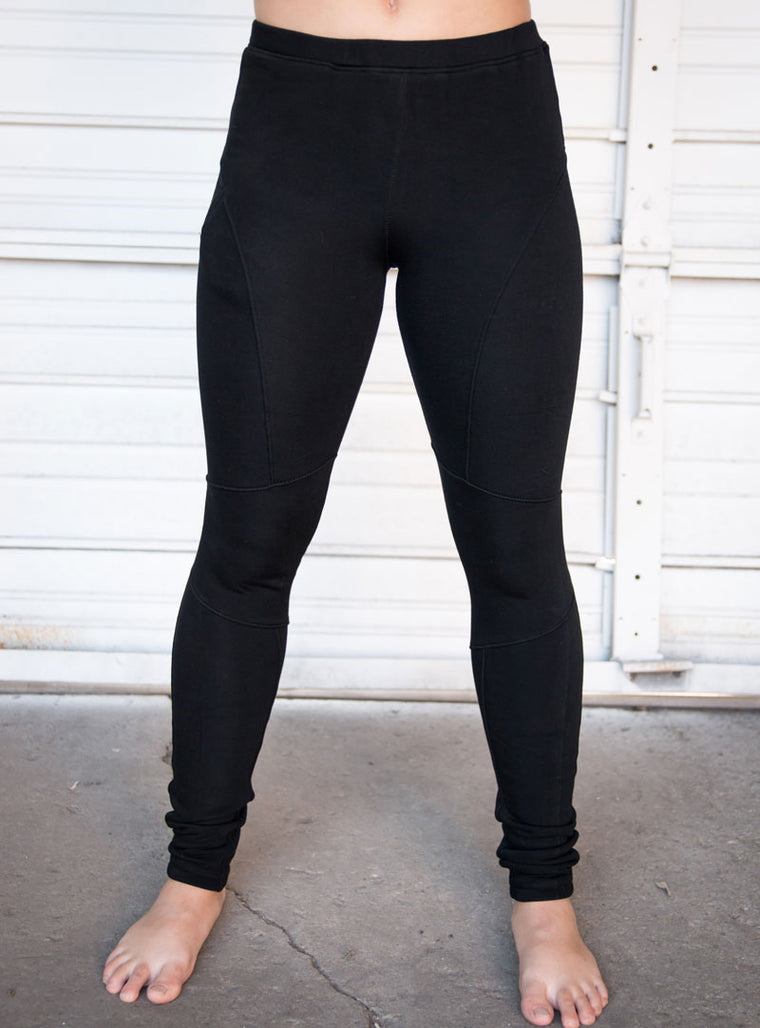 Crew Leggings | Black