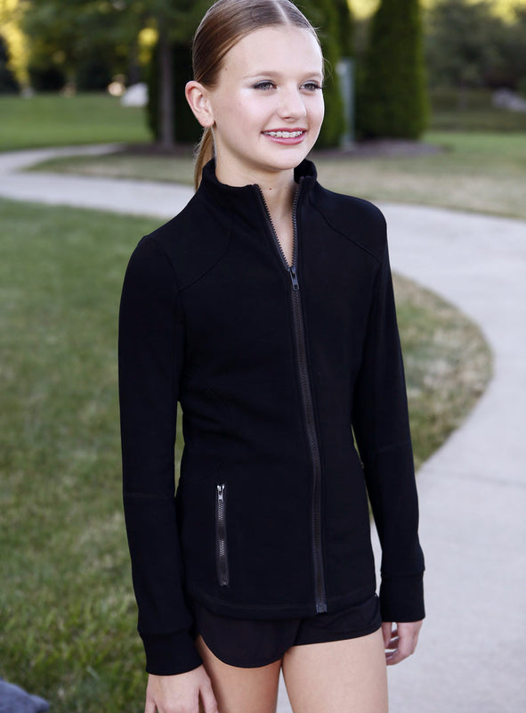 Kids Crew Fleece Jacket