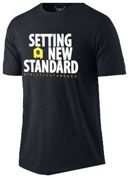 "Athletic Standard's  ""SETTING A NEW STANDARD"" T-Shirt"