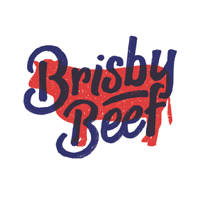 Brisby Beef Decal