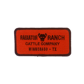*New* Cattle Company Patch