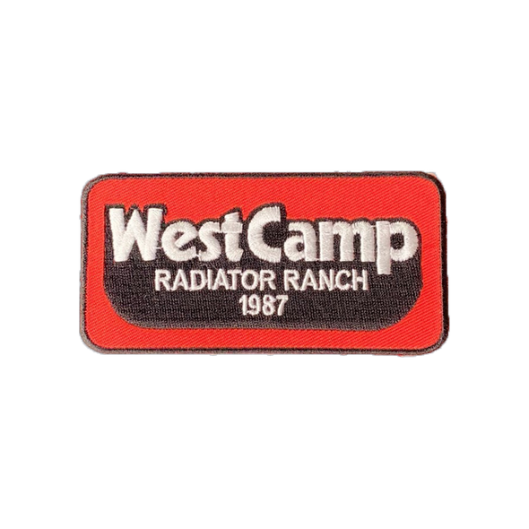 West Camp Patch