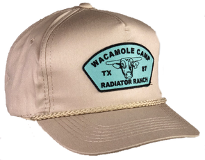 *NEW* Wacamole Camp Khaki Precurved
