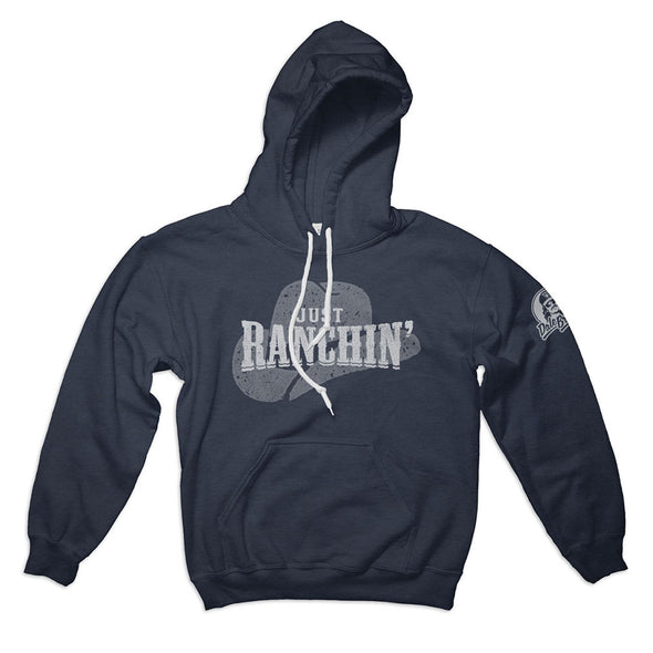 Just Ranchin Hoodie
