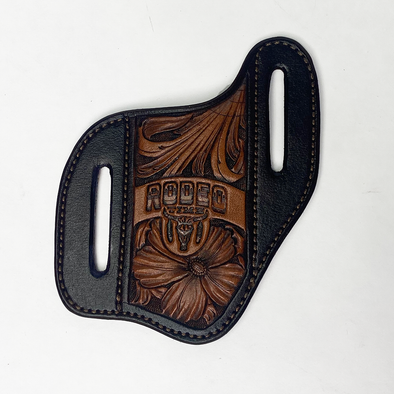 Leroy Gibbons Rodeo Time Knife Scabbard