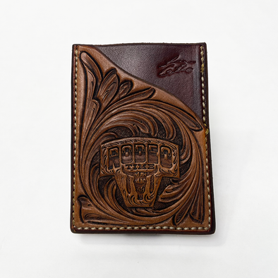Leroy Gibbons Rodeo Time Wallet