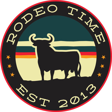 Decals Amp Patches Dale Brisby S Rodeo Time