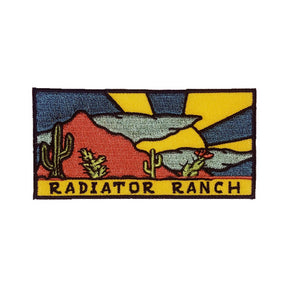 *New* Sunrise Radiator Ranch Patch