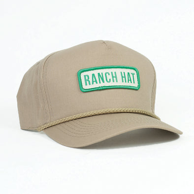 Ranch Hat Precurved