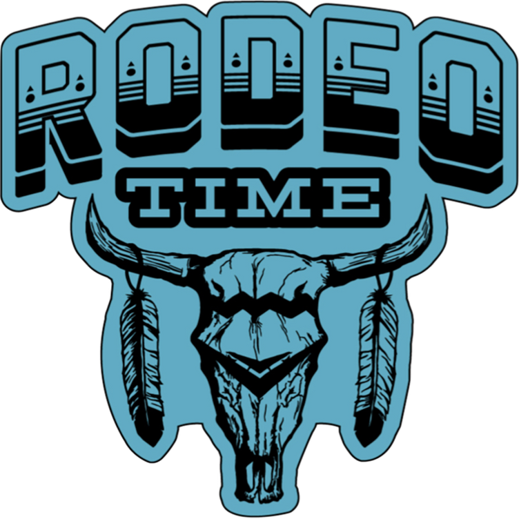 Rodeo Time Decal Dale Brisby S Rodeo Time