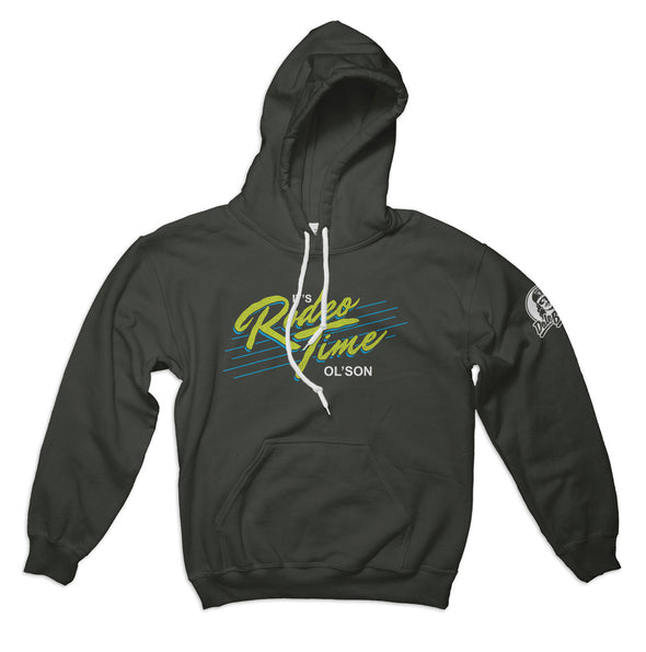Saved By Rodeo Time Hoodie
