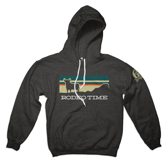 Sunset Rodeo Time Hoodie
