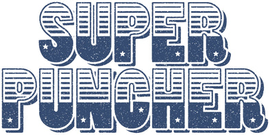 Super Puncher Decal