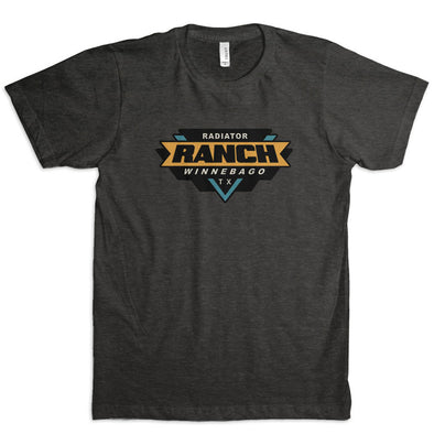 Vintage Radiator Ranch T