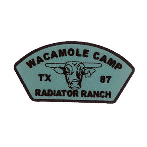 *New* Wacamole Camp Patch