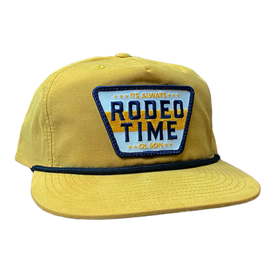 It's Always RT Yellow Snapback