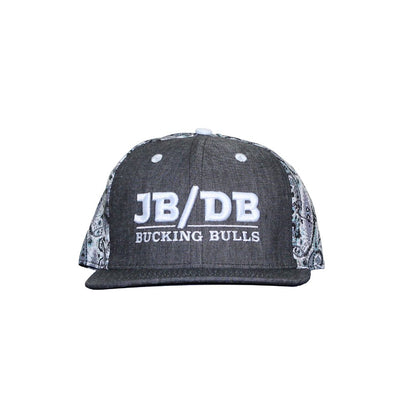 JB/DB Bucking Bulls on Bandana
