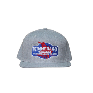 Winnebago Rodeo on Heather Grey