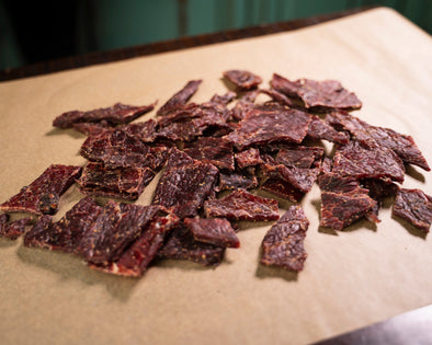 Brisby Beef Jerky