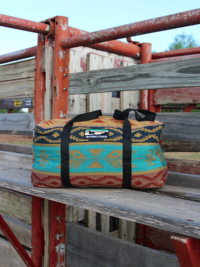 Rodeo Time Traveler Bag