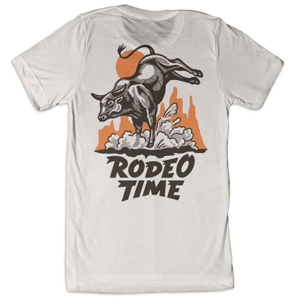 Rodeo Time Rope T
