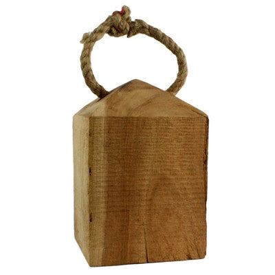 Skagway Wood Weight | Square